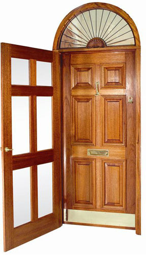 Is a Wood Door Right for You? & Is a Wood Door Right for You? | Door Design Pictures